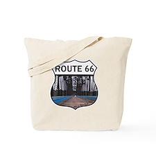 Route 66 - Old Chain of Rocks Bridge Tote Bag