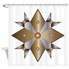 4-4 Shower Curtain