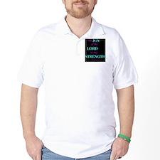 Inspirational Nehemiah Print T-Shirt