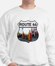Route 66 - 4 Women on the Route Sweatshirt