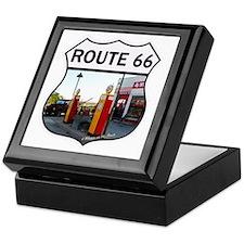 Route 66 - 4 Women on the Route Keepsake Box