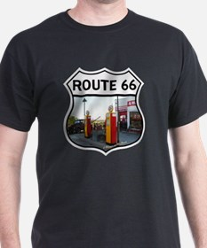 Route 66 - 4 Women on the Route T-Shirt