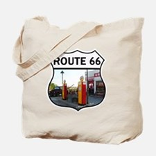 Route 66 - 4 Women on the Route Tote Bag