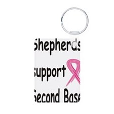 Shepherds support Second B Keychains