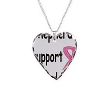 Shepherds support Second Base Necklace