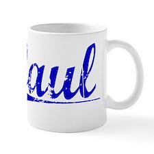 Gaul, Blue, Aged Mug