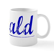 Gerald, Blue, Aged Mug