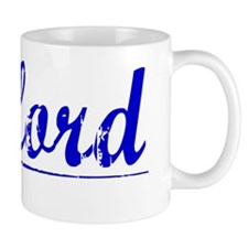Gifford, Blue, Aged Mug