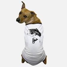 Fishing - Fish Dog T-Shirt