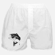 Fishing - Fish Boxer Shorts