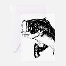 Fishing - Fish Greeting Cards