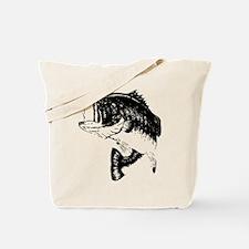 Fishing - Fish Tote Bag