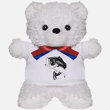 Fishing - Fish Teddy Bear
