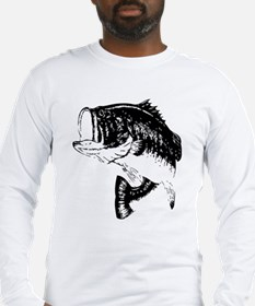 Fishing - Fish Long Sleeve T-Shirt