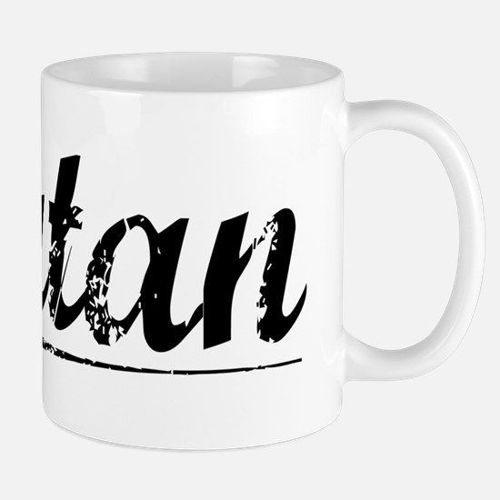Rutan, Vintage Mug