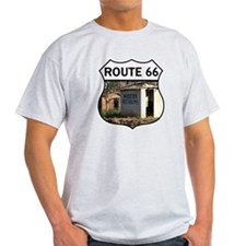 Discover History - Route 66 - Glen R T-Shirt