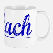 Gerlach, Blue, Aged Mug