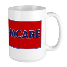 I Love obama care Mug