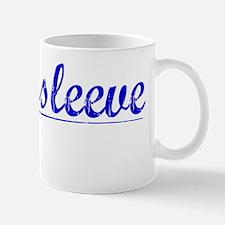 Gildersleeve, Blue, Aged Mug