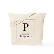 Elements - 15 Phosphorus Tote Bag