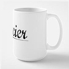 Saucier, Vintage Large Mug