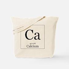 Elements - 20 Calcium Tote Bag