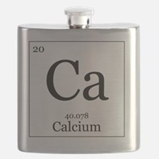 Elements - 20 Calcium Flask