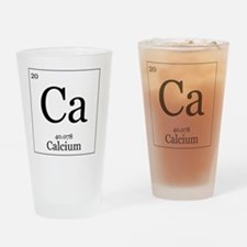 Elements - 20 Calcium Drinking Glass