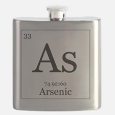Elements - 33 Arsenic Flask