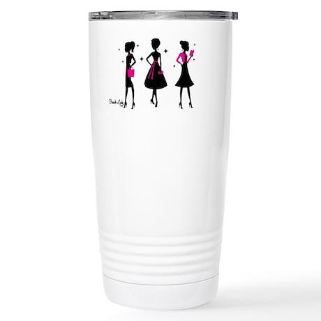 Brunch Lady Trio Stainless Steel Travel Mug