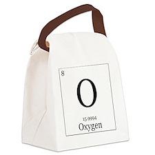 Elements - 8 Oxygen Canvas Lunch Bag