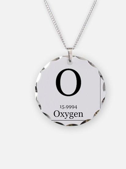 Elements - 8 Oxygen Necklace