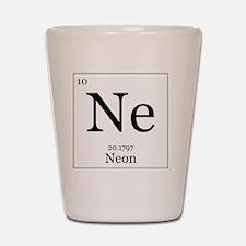 Elements - 10 Neon Shot Glass