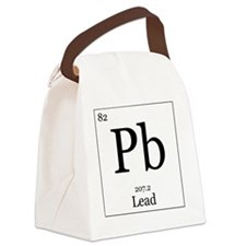 Elements - 82 Lead Canvas Lunch Bag