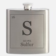 Elements - 16 Sulfur Flask