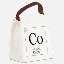 Elements - 27 Cobalt Canvas Lunch Bag
