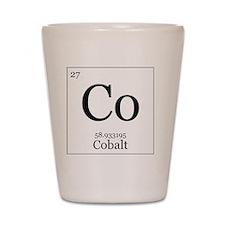 Elements - 27 Cobalt Shot Glass