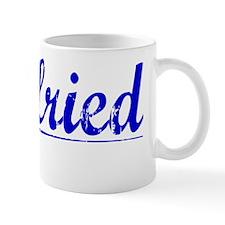 Gottfried, Blue, Aged Mug