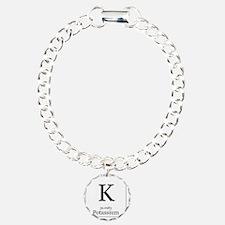 Elements - 19 Potassium Charm Bracelet, One Charm