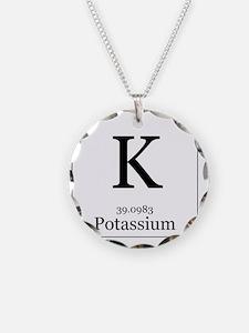 Elements - 19 Potassium Necklace