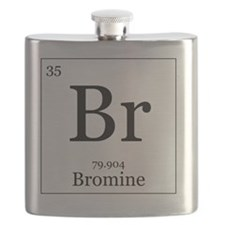 Elements - 35 Bromine Flask