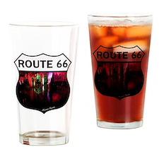 Route 66 - Meramec Caverns - Missou Drinking Glass
