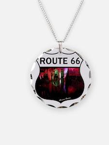 Route 66 - Meramec Caverns - Necklace