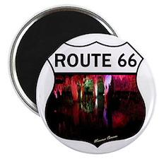 Route 66 - Meramec Caverns - Missouri Magnet