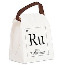 Elements - 44 Ruthenium Canvas Lunch Bag