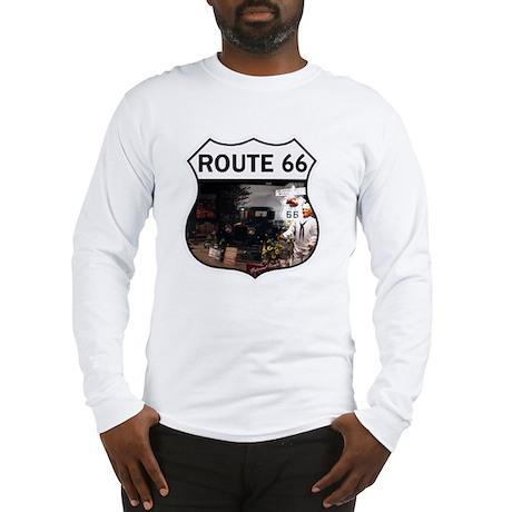 Route 66 Museum - Elk City, Ok Long Sleeve T-Shirt