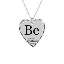 Elements - 4 Beryllium Necklace