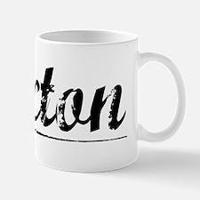 Saxton, Vintage Mug