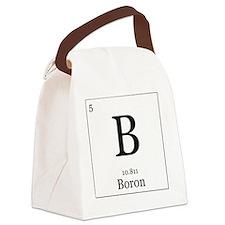 Elements - 5 Boron Canvas Lunch Bag
