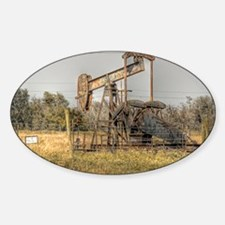 Oil Rig Decal